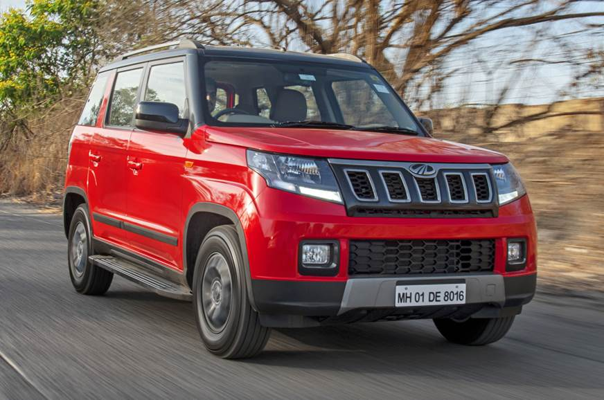 2019 Mahindra TUV300 review, test drive