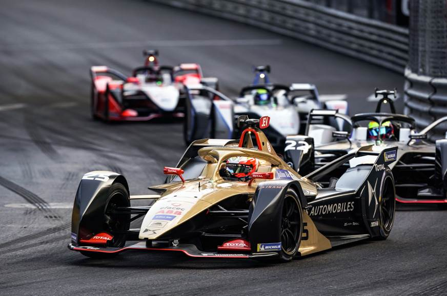 Vergne takes Formula E championship lead with Monaco E-Prix win