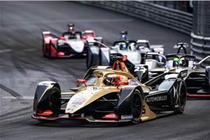 Vergne takes Formula E championship lead with Monaco E-Prix win