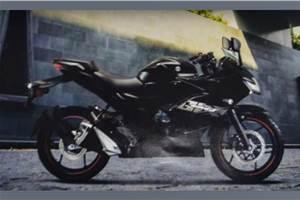 2019 Suzuki Gixxer SF 150 image leaked