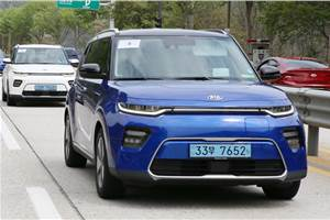 2020 Kia Soul EV review, test drive