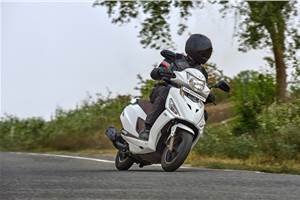 2019 Hero Maestro Edge 125 review, test ride