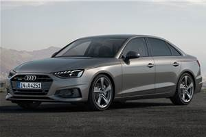 New Audi A4 facelift revealed with hybrid engine options