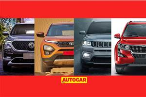 2019 MG Hector vs rivals: Specifications comparison