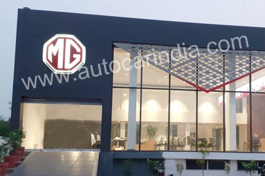 MG Motor showrooms to come up in 50 Indian cities