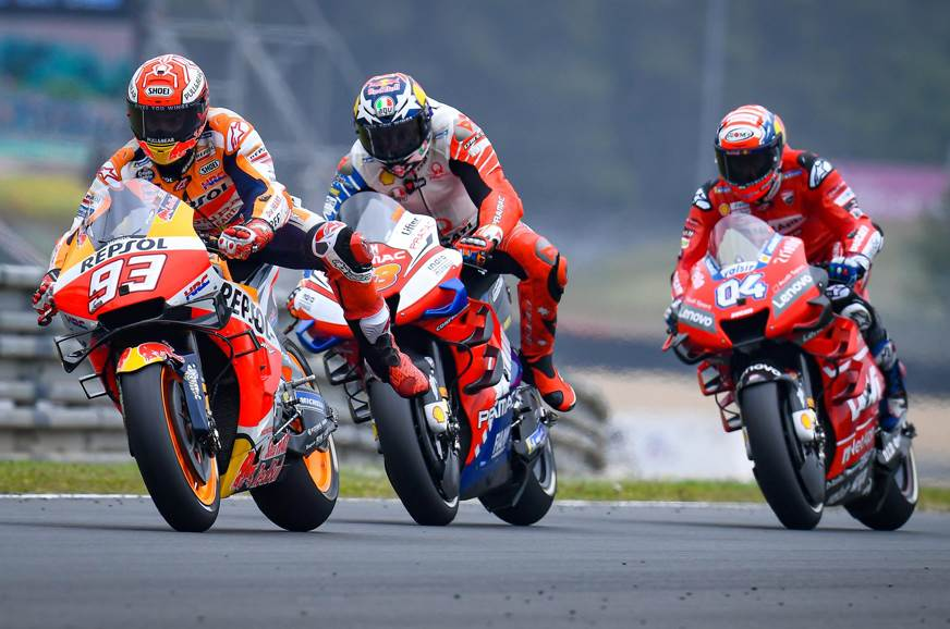 French MotoGP report: Marquez secures Honda's 300th win