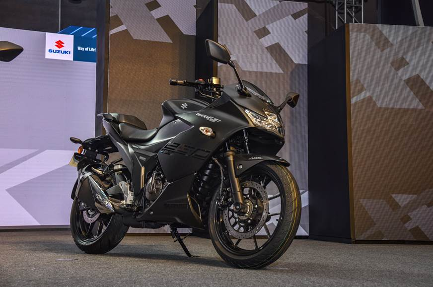 2019 Suzuki Gixxer SF 250 launched at Rs 1.71 lakh