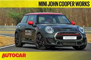 2019 Mini John Cooper Works video review