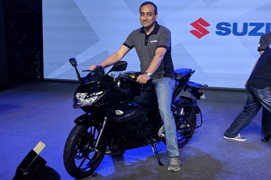 2019 Suzuki Gixxer SF 150 launched at Rs 1.10 lakh