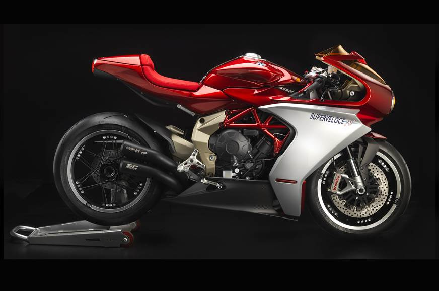 MV Agusta Superveloce 800 to go on sale in 2020