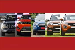 Hyundai Venue vs rivals: Price, specification comparison