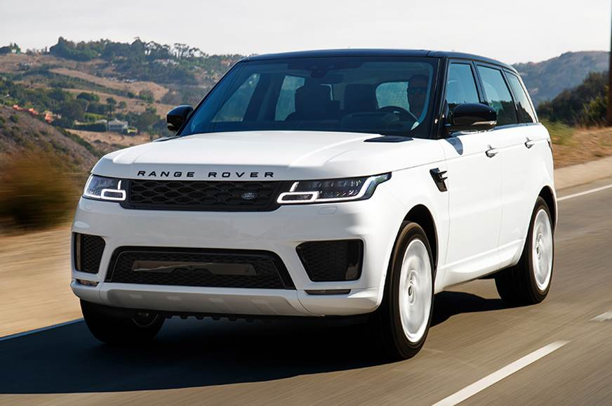Range Rover Sport with 2-litre petrol engine launched in ...