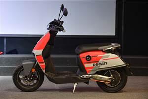 Super Soco CUx Ducati edition revealed