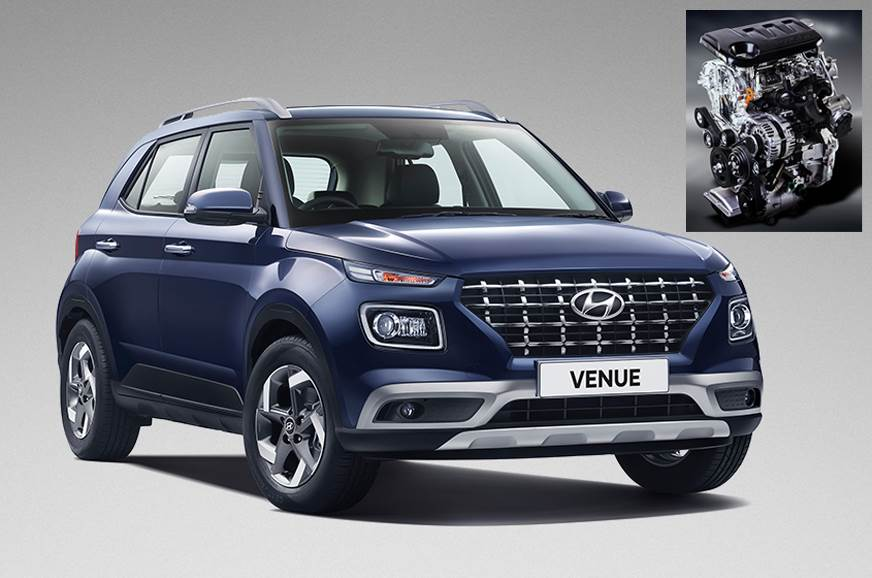 Hyundai Venue fuel economy compared with rivals