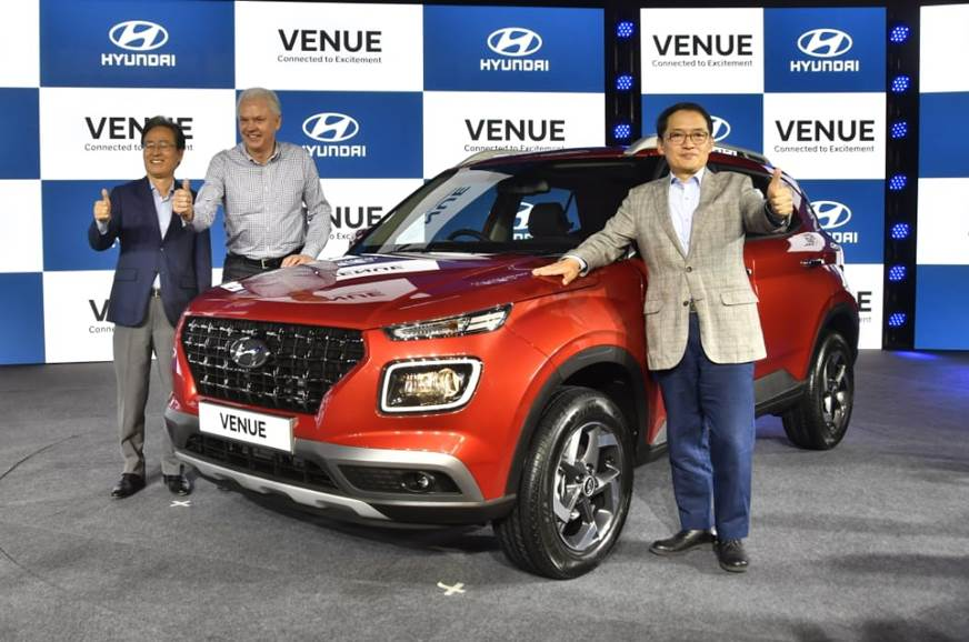 Hyundai Venue launched starting at Rs 6.5 lakh