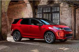 Heavily updated Land Rover Discovery Sport revealed