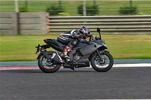 2019 Suzuki Gixxer SF 250 review, test ride