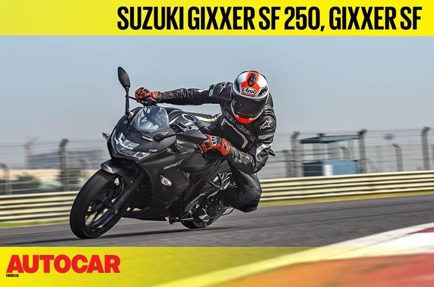 Suzuki Gixxer SF 250, Gixxer SF video review