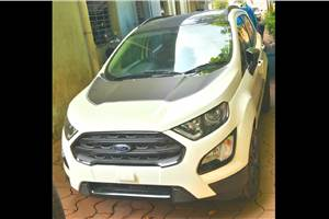 Ford EcoSport Thunder coming soon
