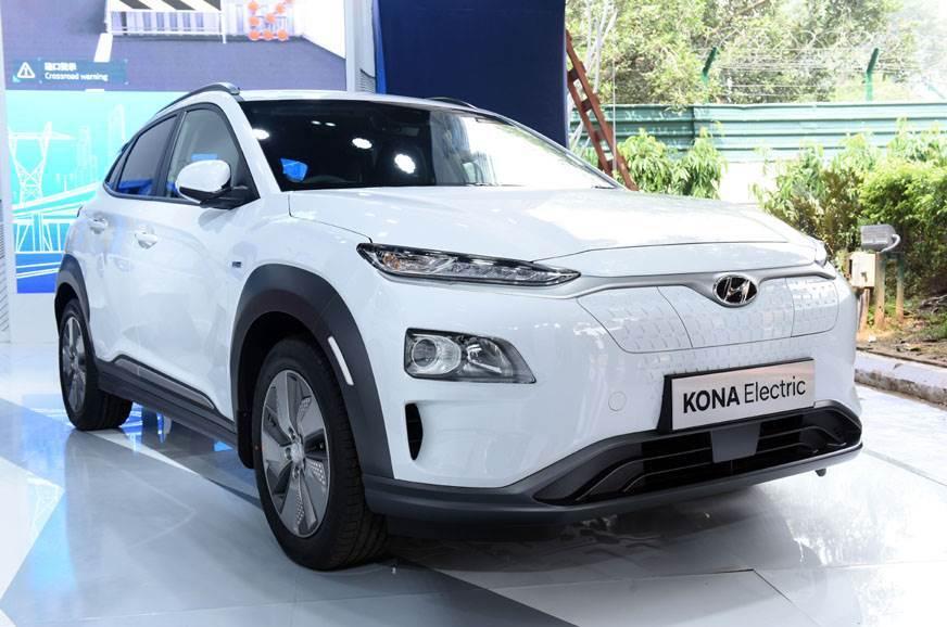 Hyundai Kona Electric India launch on July 9, 2019