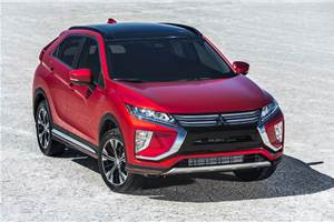 Mitsubishi working on new strategy for SUVs