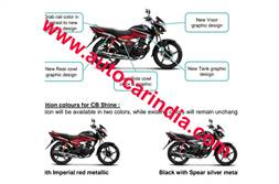 Honda CB Shine limited edition priced from Rs 59,083