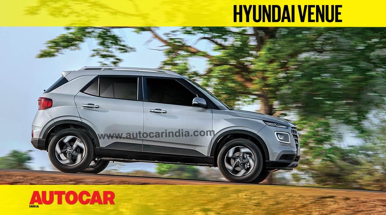 2019 Hyundai Venue video review