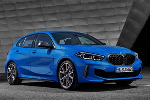 2019 BMW 1 Series revealed