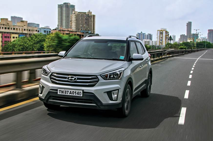 The Creta is the archetypal urban SUV, which feels right ...