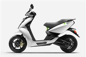 Affordable Ather electric scooter in the works