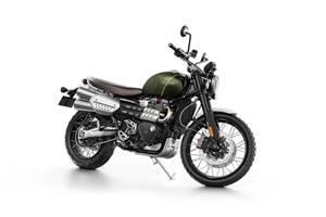 Triumph Scrambler 1200 XC launched at Rs 10.73 lakh