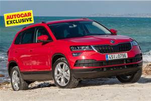 Skoda Karoq India launch confirmed for mid-2020