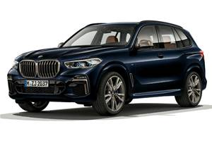 BMW unveils X5 M50i and X7 M50i