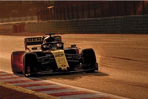 Special Feature: Ones and zeroes - Renault & Formula One