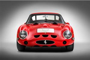 10 most expensive cars sold at auction