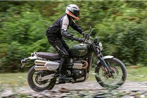 2019 Triumph Scrambler 1200 XC India review, test ride