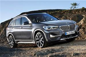 2019 BMW X1 facelift revealed