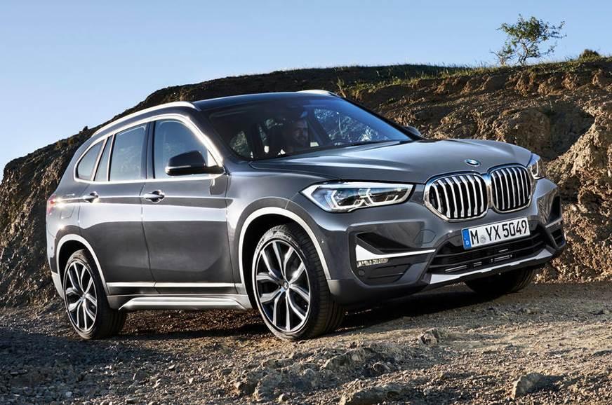 2019 BMW X1 facelift revealed
