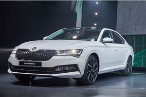 Skoda Superb facelift India launch in mid-2020