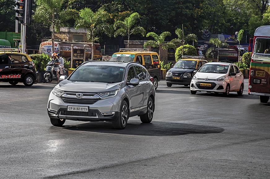 2019 Honda CR-V long term review, first report