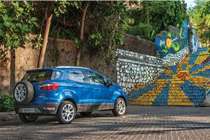 2019 Ford EcoSport long term review, first report