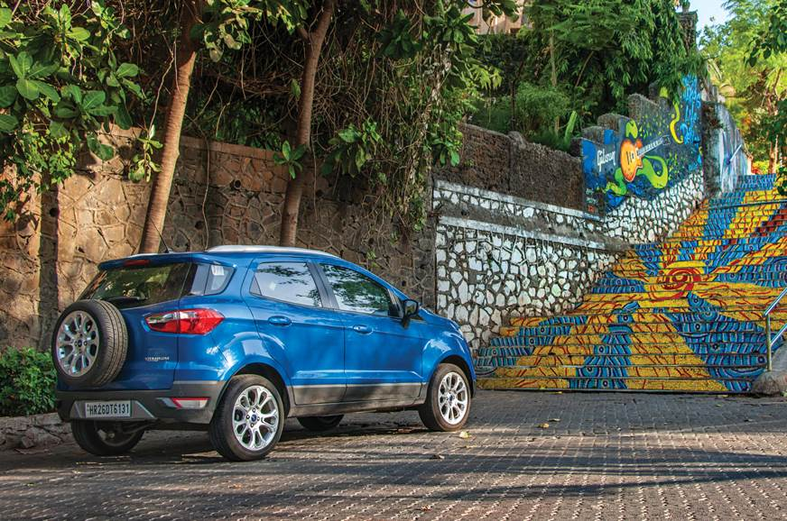 The fun and funky SUV promises to add colour to the fleet.