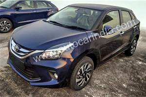 Toyota Glanza variants, features explained