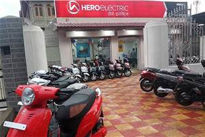 Hero Electric plans to open 1,500 touchpoints by 2022