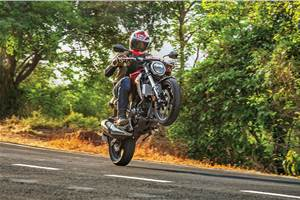 2019 Honda CB300R review, test ride