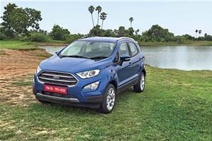 Ford updates EcoSport line-up in India