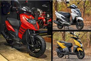 Aprilia Storm 125 vs rivals: Price, specifications comparison