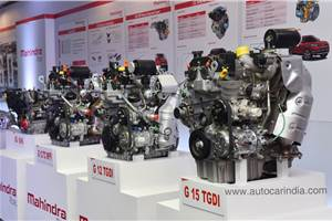 Mahindra outlines plans for BS6-compliant petrol engines