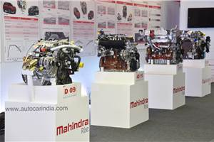 Mahindra BS6 diesel engine strategy revealed
