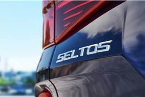 Production-spec Kia SP2i SUV named Seltos